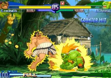 Immagine -2 del gioco Street Fighter Alpha Anthology per Playstation 2