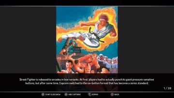 Immagine -13 del gioco Street Fighter 30th Anniversary Collection per PlayStation 4