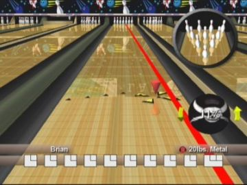 Immagine -4 del gioco Strike Force Bowling per PlayStation 2