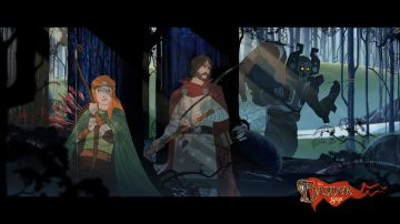 Immagine -2 del gioco The Banner Saga Trilogy: Bonus Edition per Xbox One