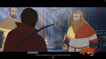Immagine -3 del gioco The Banner Saga Trilogy: Bonus Edition per Xbox One