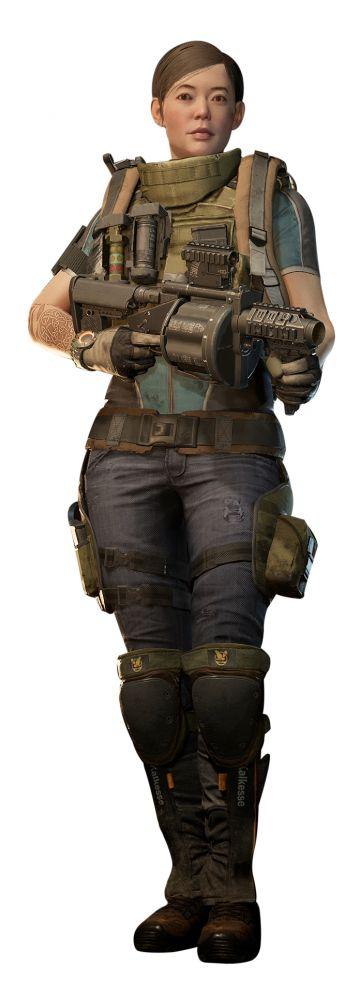 Immagine -16 del gioco Tom Clancy's The Division 2 per PlayStation 4