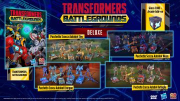 Immagine -5 del gioco Transformers: Battlegrounds per Xbox One