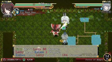 Immagine -2 del gioco Touhou Genso Wanderer per Playstation 4