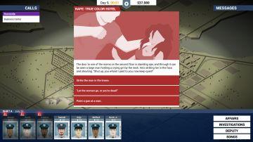 Immagine -2 del gioco This is the Police per Nintendo Switch
