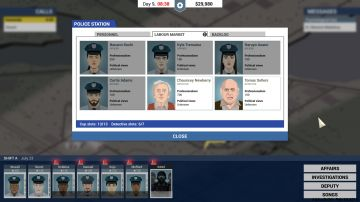 Immagine 0 del gioco This is the Police per Playstation 4