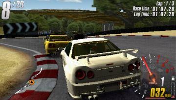 Immagine -4 del gioco TOCA Race Driver 2 per Playstation PSP