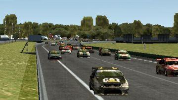 Immagine -3 del gioco TOCA Race Driver 2 per Playstation PSP