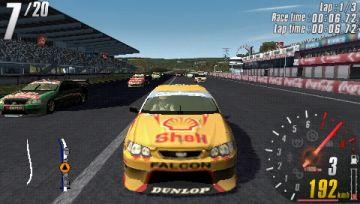 Immagine -2 del gioco TOCA Race Driver 2 per Playstation PSP