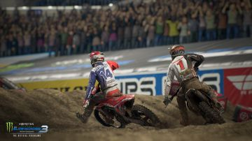 Immagine -2 del gioco Monster Energy Supercross - The Official Videogame 3 per Nintendo Switch