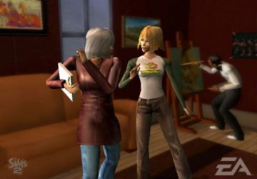 Immagine -4 del gioco The Sims 2 per Playstation 2