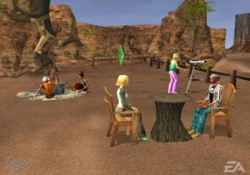 Immagine -3 del gioco The Sims 2 per Playstation 2