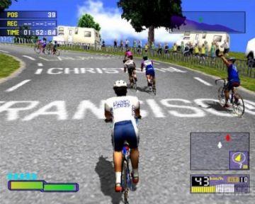 Immagine -5 del gioco Tour de France  per Playstation 2