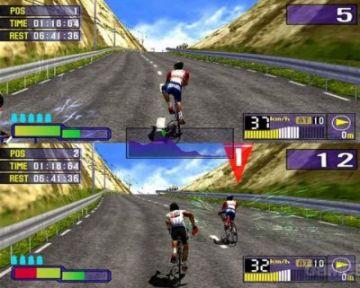 Immagine -4 del gioco Tour de France  per Playstation 2