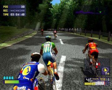 Immagine -3 del gioco Tour de France  per Playstation 2