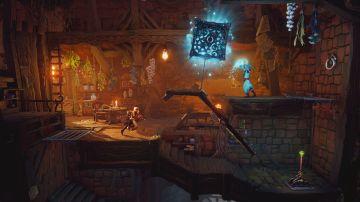 Immagine -2 del gioco Trine 4: The Nightmare Prince per PlayStation 4