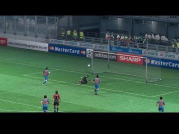 Immagine -1 del gioco Uefa Champions League 2004-2005 per PlayStation 2