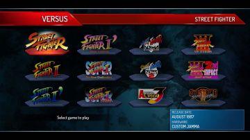 Immagine -9 del gioco Street Fighter 30th Anniversary Collection per PlayStation 4