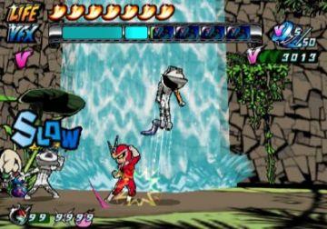 Immagine -5 del gioco Viewtiful Joe 2 per PlayStation 2
