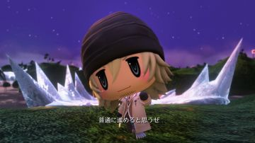 Immagine -3 del gioco World of Final Fantasy per Playstation 4