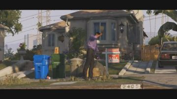 Immagine -2 del gioco Grand Theft Auto V - GTA 5 per PlayStation 3