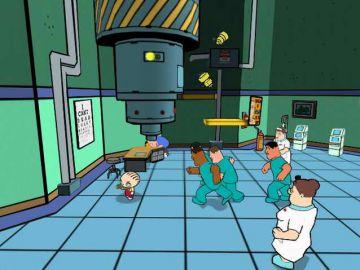 Immagine -5 del gioco I Griffin per PlayStation 2