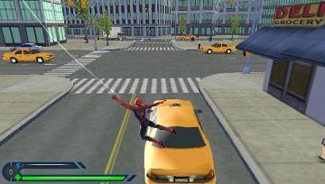 Immagine -5 del gioco Spider-Man 3 per Playstation PSP
