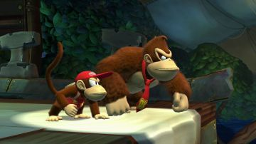 Immagine -5 del gioco Donkey Kong Country: Tropical Freeze per Nintendo Wii U