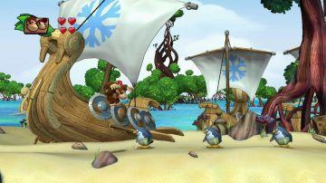 Immagine -4 del gioco Donkey Kong Country: Tropical Freeze per Nintendo Wii U