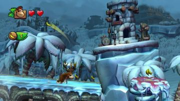 Immagine -2 del gioco Donkey Kong Country: Tropical Freeze per Nintendo Wii U