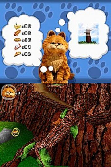 Immagine -13 del gioco Garfield 2 per Nintendo DS
