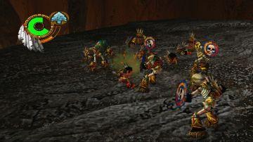 Immagine -5 del gioco Brave: A Warrior's Tale per Nintendo Wii
