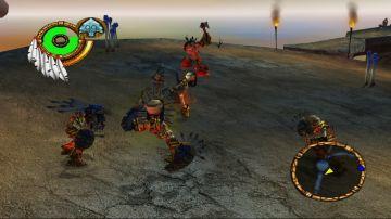 Immagine -4 del gioco Brave: A Warrior's Tale per Nintendo Wii