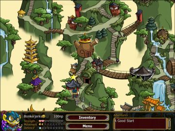 Immagine -4 del gioco Neopets: Puzzle Adventure per Nintendo Wii