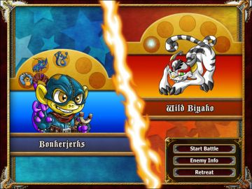 Immagine -3 del gioco Neopets: Puzzle Adventure per Nintendo Wii