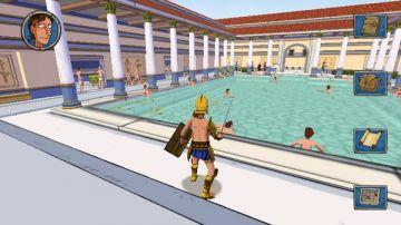 Immagine -5 del gioco Brutte Storie: I Rivoltanti Romani per Nintendo Wii