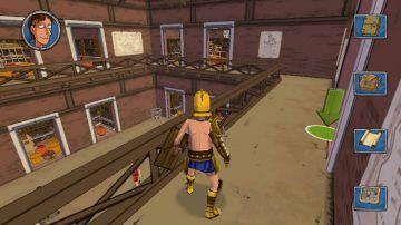 Immagine -4 del gioco Brutte Storie: I Rivoltanti Romani per Nintendo Wii