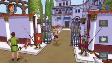 Immagine -3 del gioco Brutte Storie: I Rivoltanti Romani per Nintendo Wii