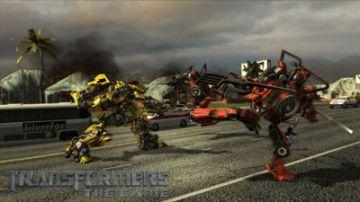 Immagine -5 del gioco Transformers: The Game per PlayStation 2