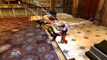 Immagine -2 del gioco Marvel Nemesis: L'Ascesa degli Esseri Imperfetti per PlayStation PSP
