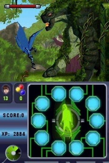 Immagine -3 del gioco Ben 10: Alien Force: Vilgax Attacks per Nintendo DS