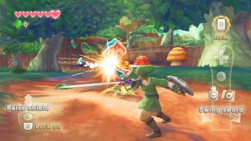 Immagine -5 del gioco The Legend of Zelda: Skyward Sword per Nintendo Wii