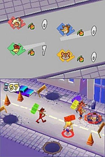Immagine -3 del gioco Crash Boom Bang! per Nintendo DS