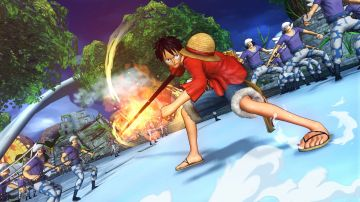 Immagine -5 del gioco One Piece: Pirate Warriors 2 per PlayStation 3