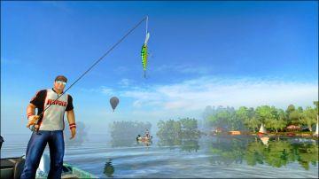 Immagine -4 del gioco Rapala Pro Bass Fishing per Nintendo Wii