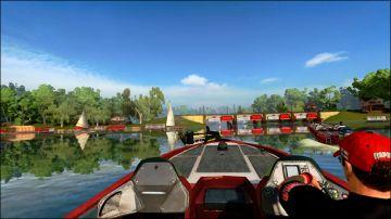 Immagine -2 del gioco Rapala Pro Bass Fishing per Nintendo Wii