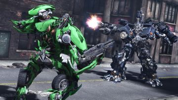Immagine -2 del gioco Transformers: Dark of the Moon per Xbox 360