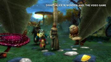 Immagine -8 del gioco Alice In Wonderland per Nintendo Wii