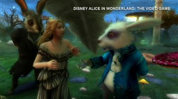 Immagine -7 del gioco Alice In Wonderland per Nintendo Wii