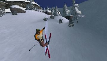 Immagine -1 del gioco Freak Out: Extreme Freeride per PlayStation PSP